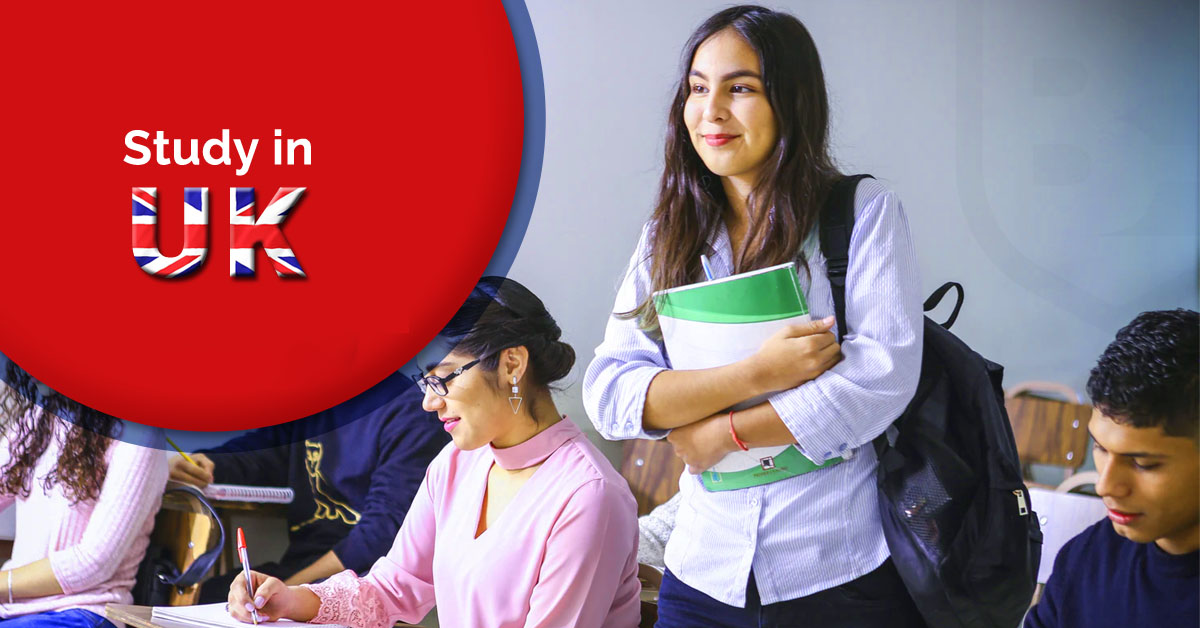 Study in UK – Why Should You Study In The UK?
