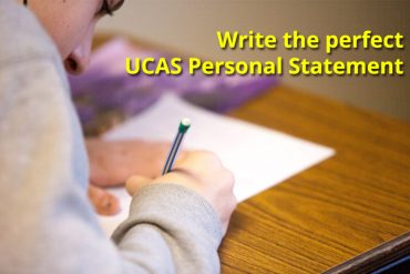 Write the Perfect UCAS Personal Statement