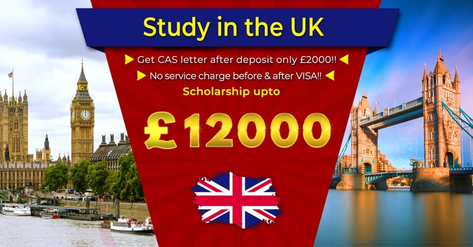 Apply For Study In UK